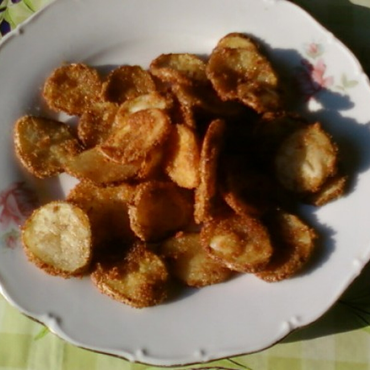 Ropogós, fűszeres burgonyaköret