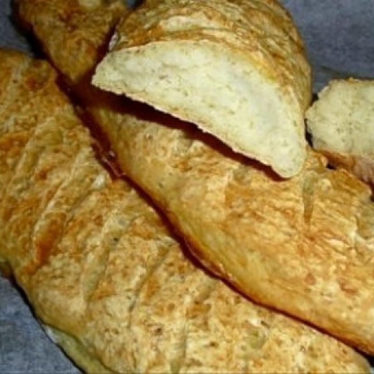 Ezen a képen: Baguette - gluténmentes