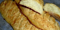 Baguette - gluténmentes