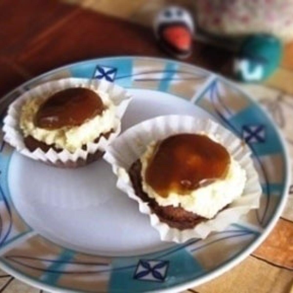 Ezen a képen: Colás  muffin