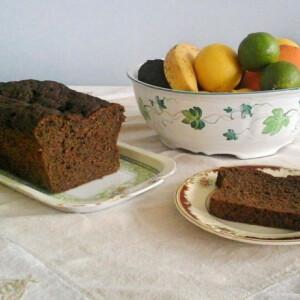 Gluténmentes fekete kenyér