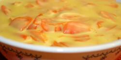 Sárgarépafőzelék Vicikó konyhájából