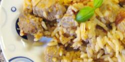 Rizses hús ahogy vegadia készíti