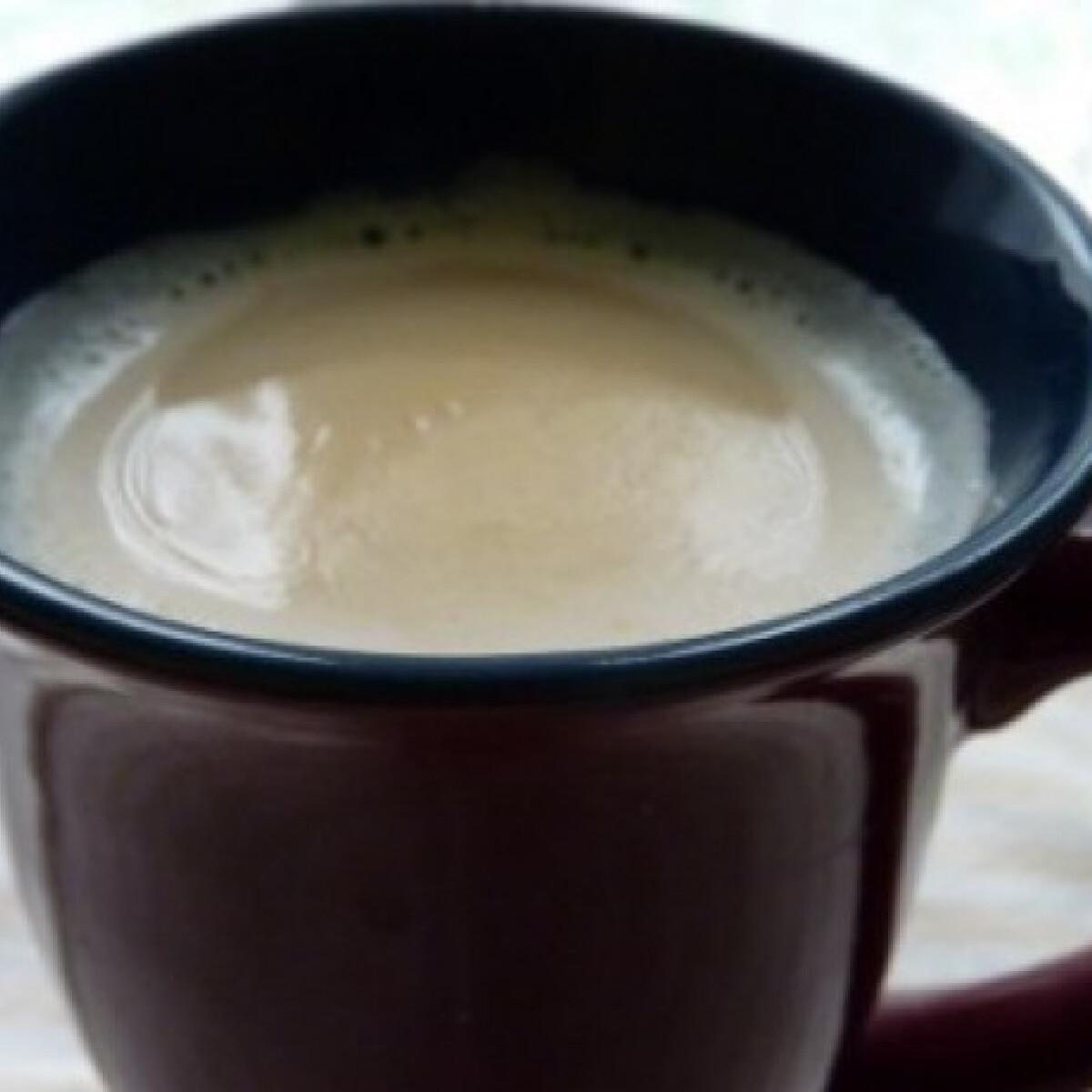 Mandulás karamellás tej