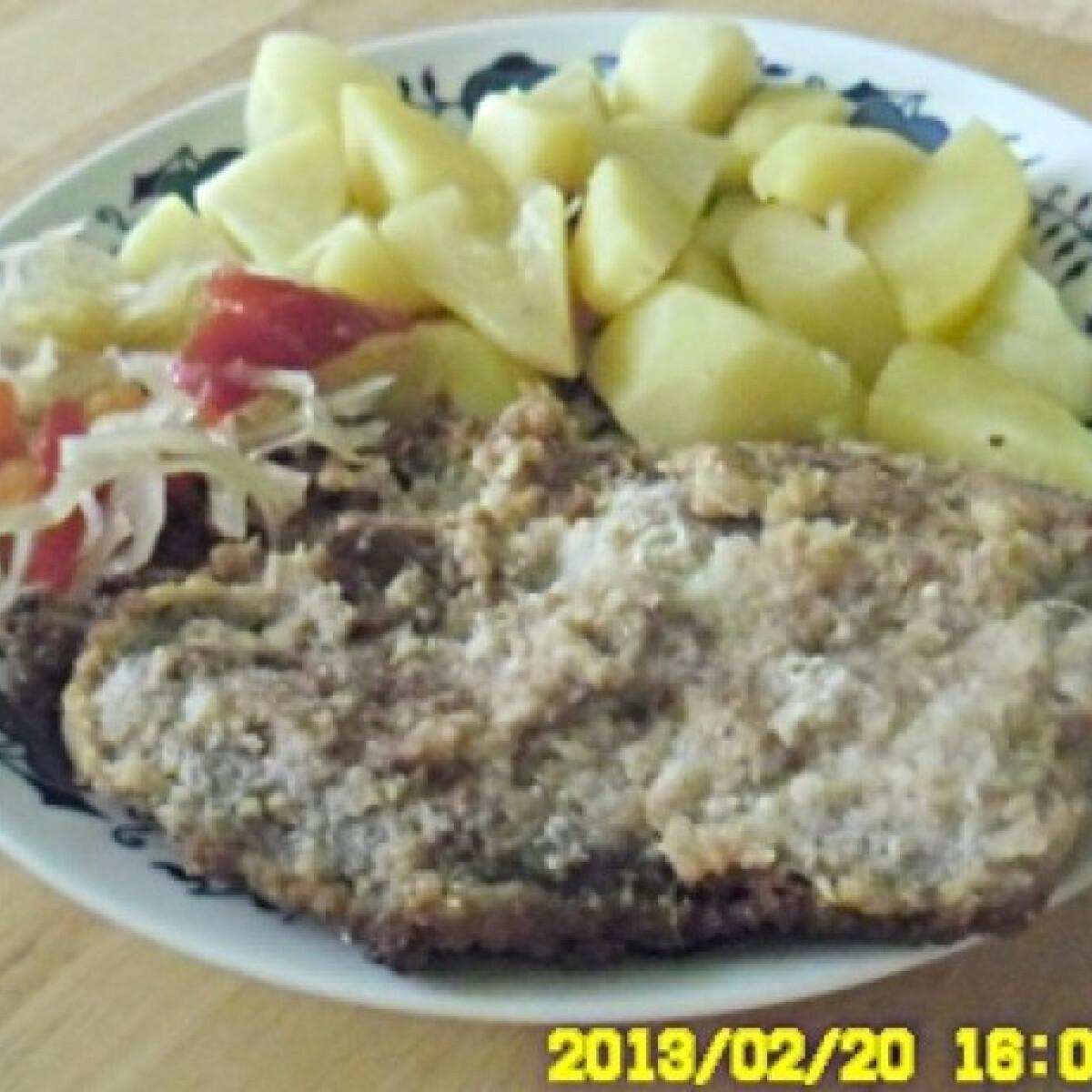 Ezen a képen: Kefírben pácolt sült hús
