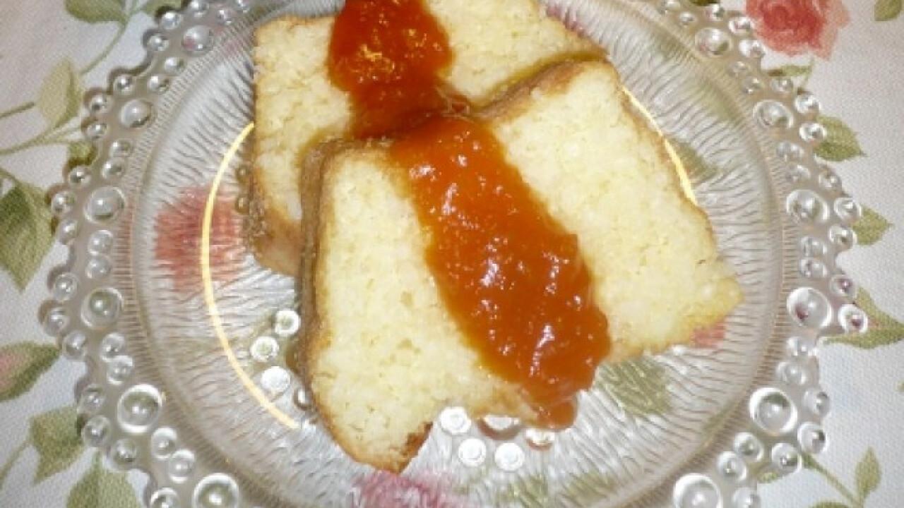 Rizsfelfújt Narancshéjtól