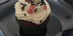 Tripla csokis muffin