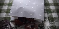 Gluténmentes csokis-kókuszos keksz