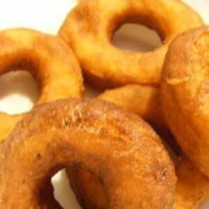 Amerikai fánk 3. (donut)