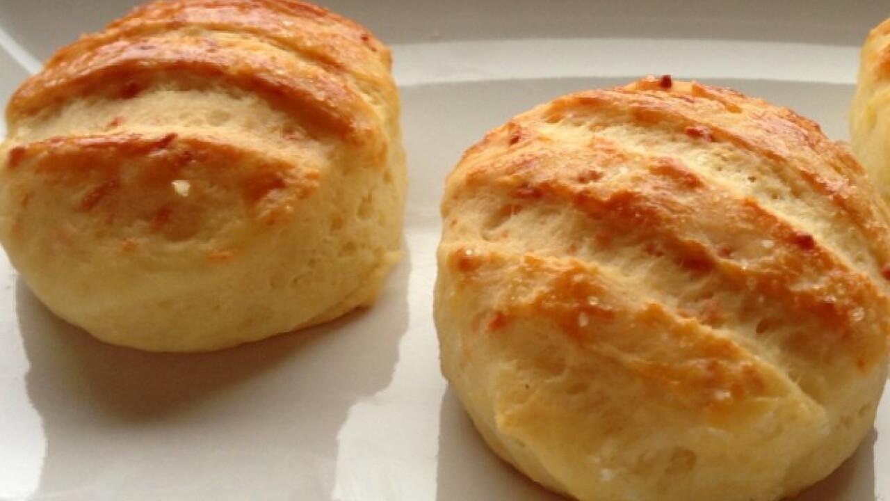 Sós-sajtos-krumplis pogácsa