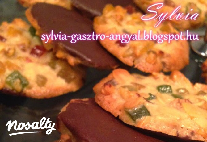 Ezen a képen: Moszkauer Sylvia Gasztro Angyal konyhájából