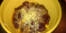 Chilis bab HK konyhájából