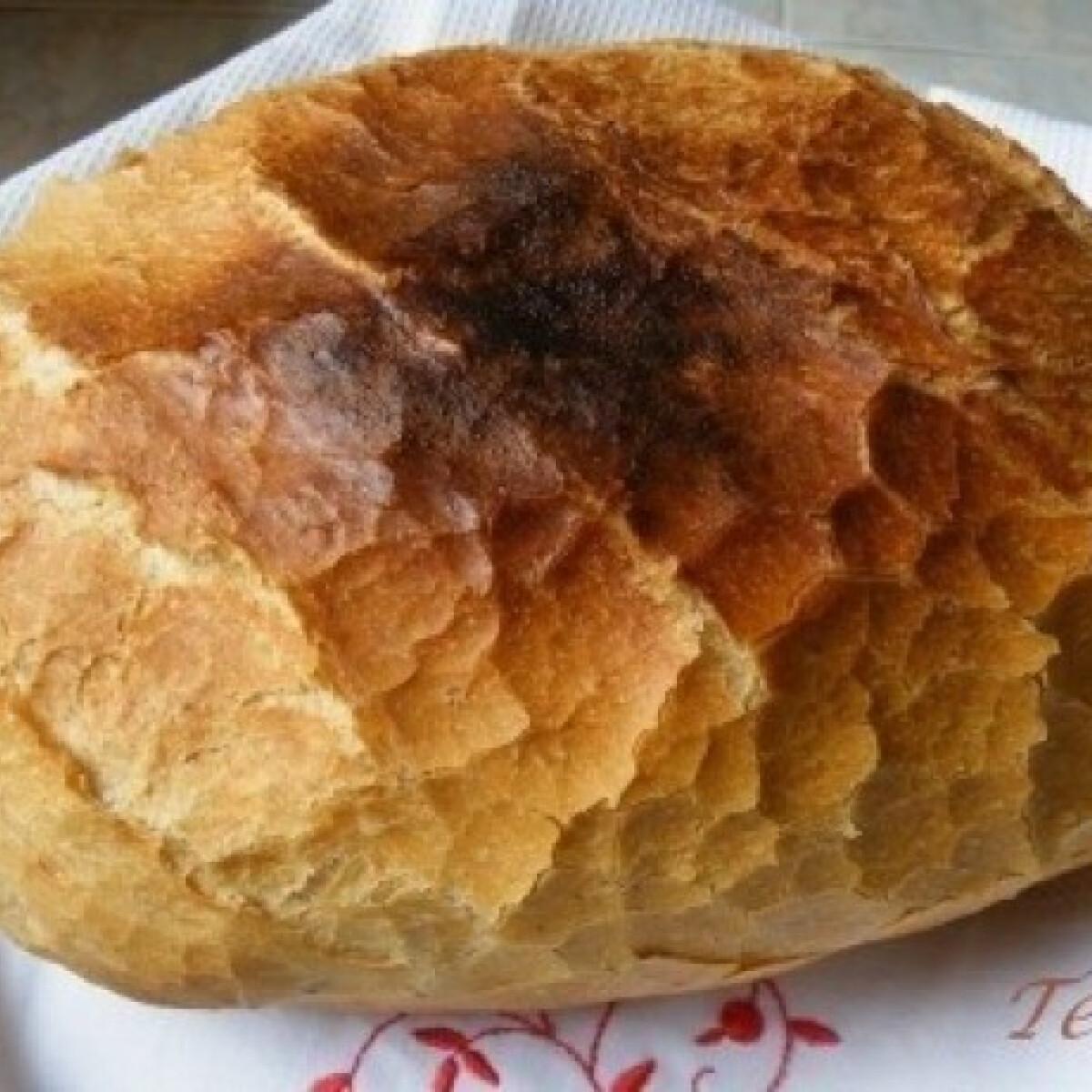 Ezen a képen: Házi fehér kenyér 4.