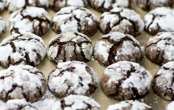 Villámgyors pöfeteg keksz