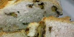 Diós kenyér Zsanett konyhájából