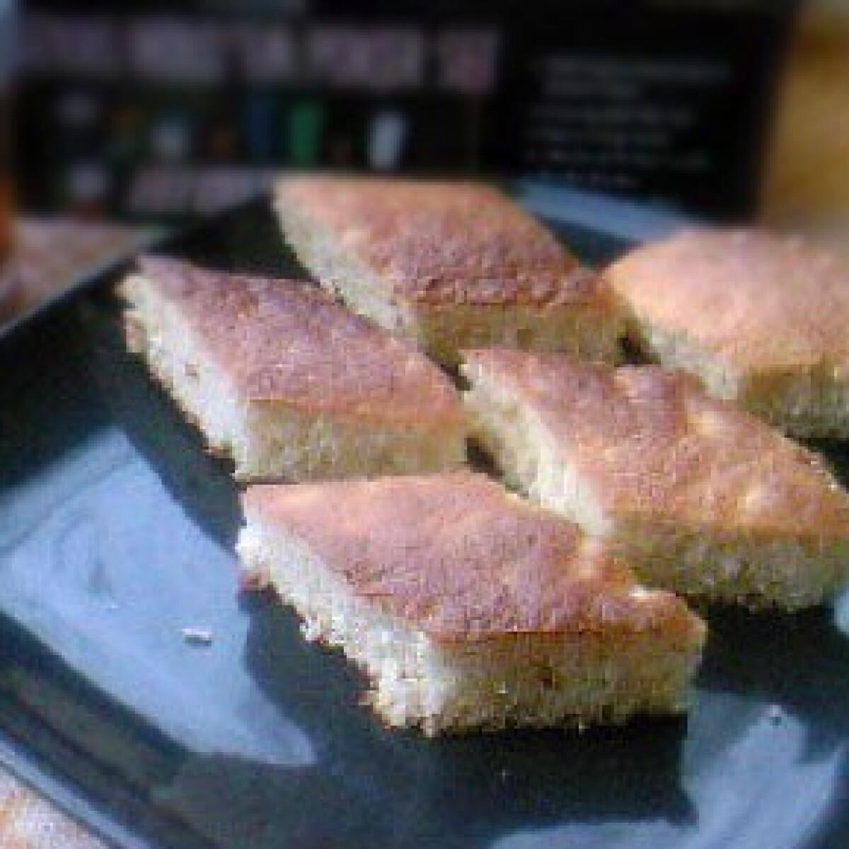 Ezen a képen: Kevert túrós süti -ahogy anyukám csinálta