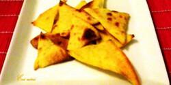 Burgonyás chips