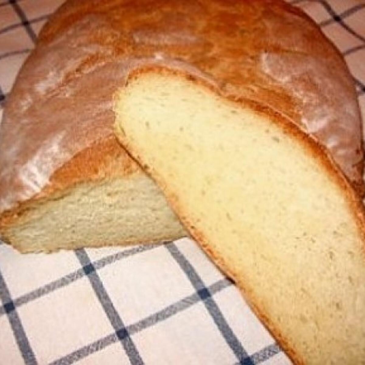 Ezen a képen: Kukoricás kenyér 2.