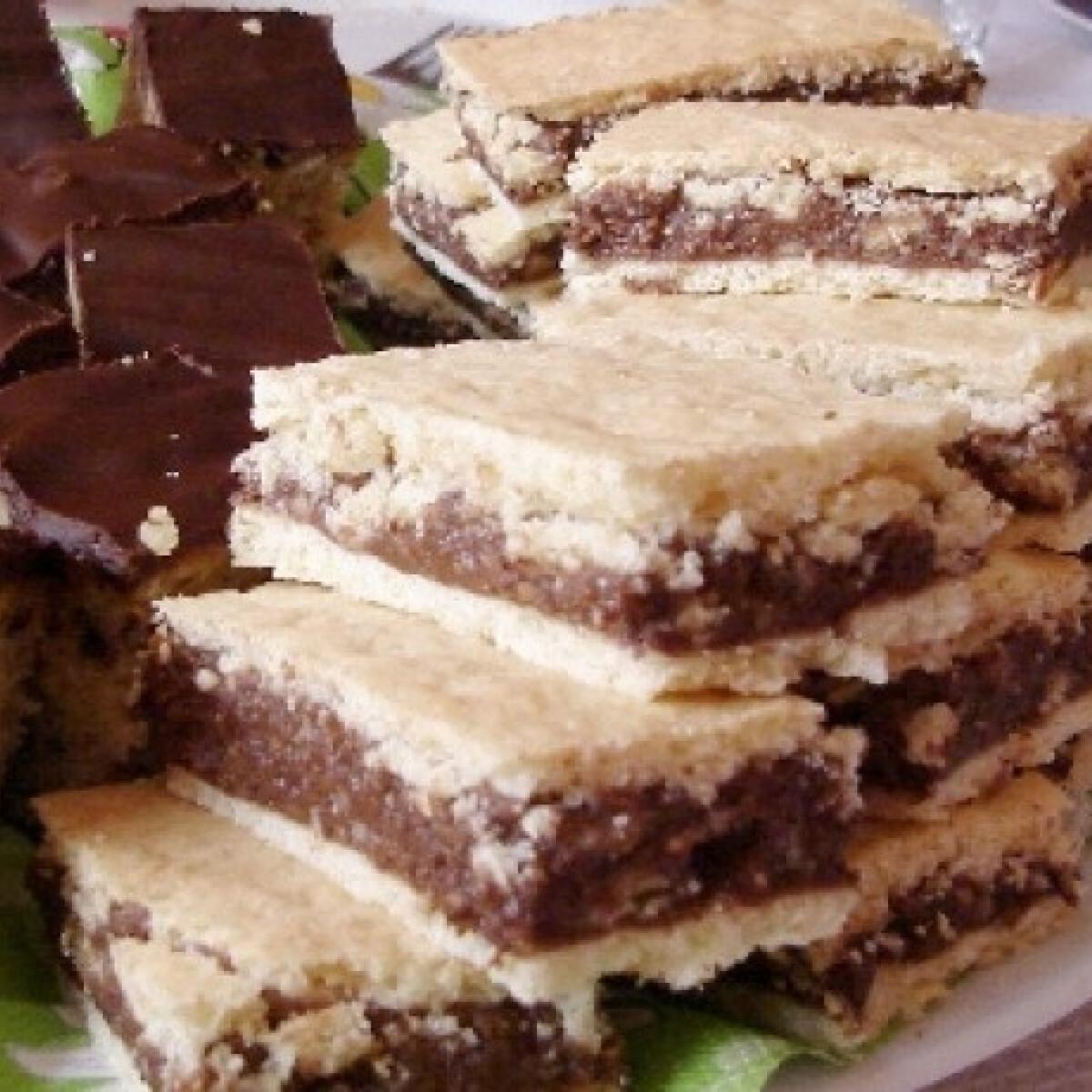 Ezen a képen: Könnyű csokis pite