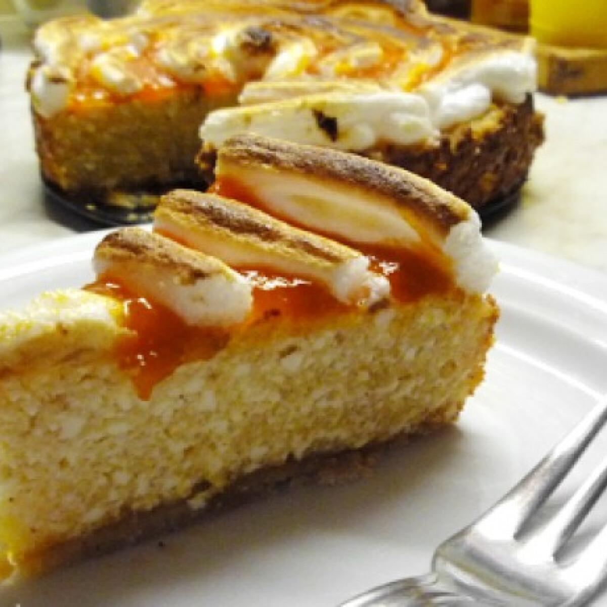 Ezen a képen: Rákóczi túrós torta