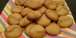 Egyszerű bögrés fahéjas keksz