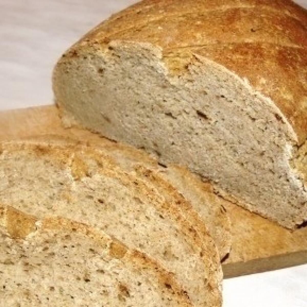 Ezen a képen: Burgonyás kenyér 2.