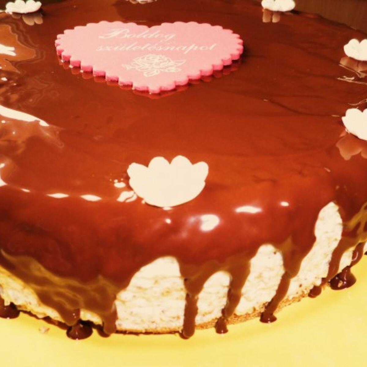 Kongo torta - cukormentes