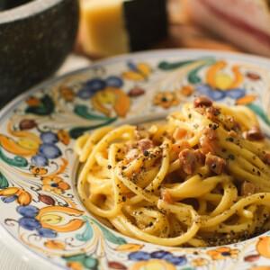 Római Spaghetti alla Carbonara