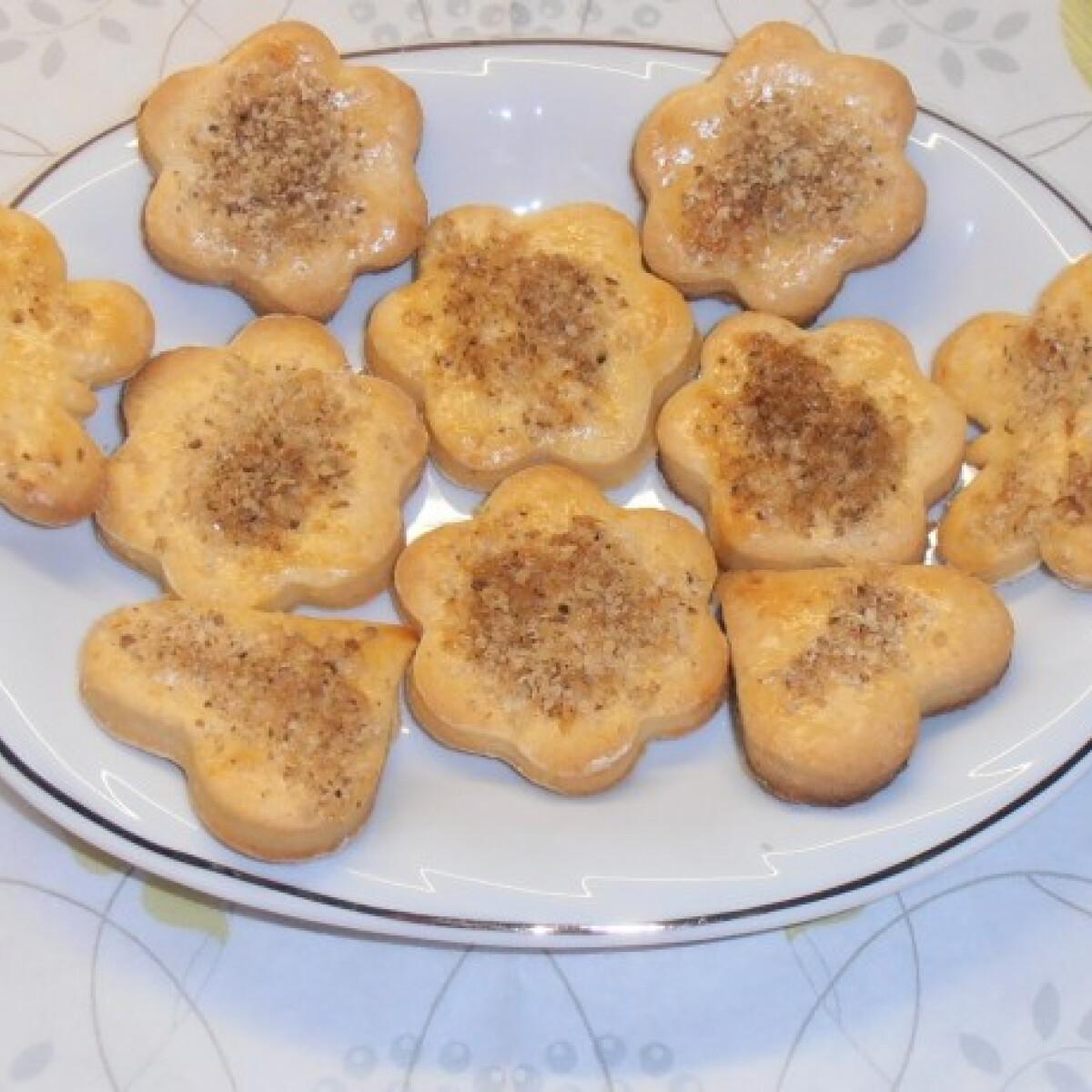Ezen a képen: Citromos linzer Sziporka konyhájából