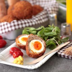 Skót tojás Dacota konyhájából