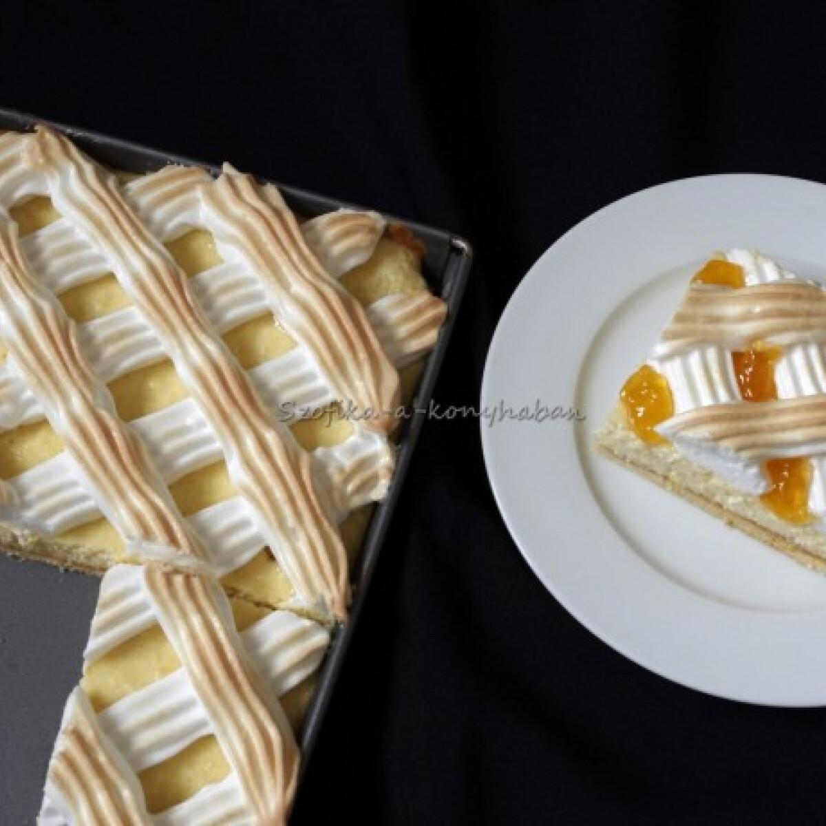Ezen a képen: Rákóczi-túrós Szofika konyhájából