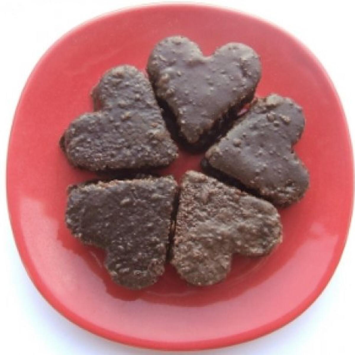 Ezen a képen: Valentin napi süti