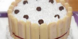Kinder Bueno torta Timi konyhájából