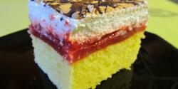 Epres habos sütemény Helga konyhájából