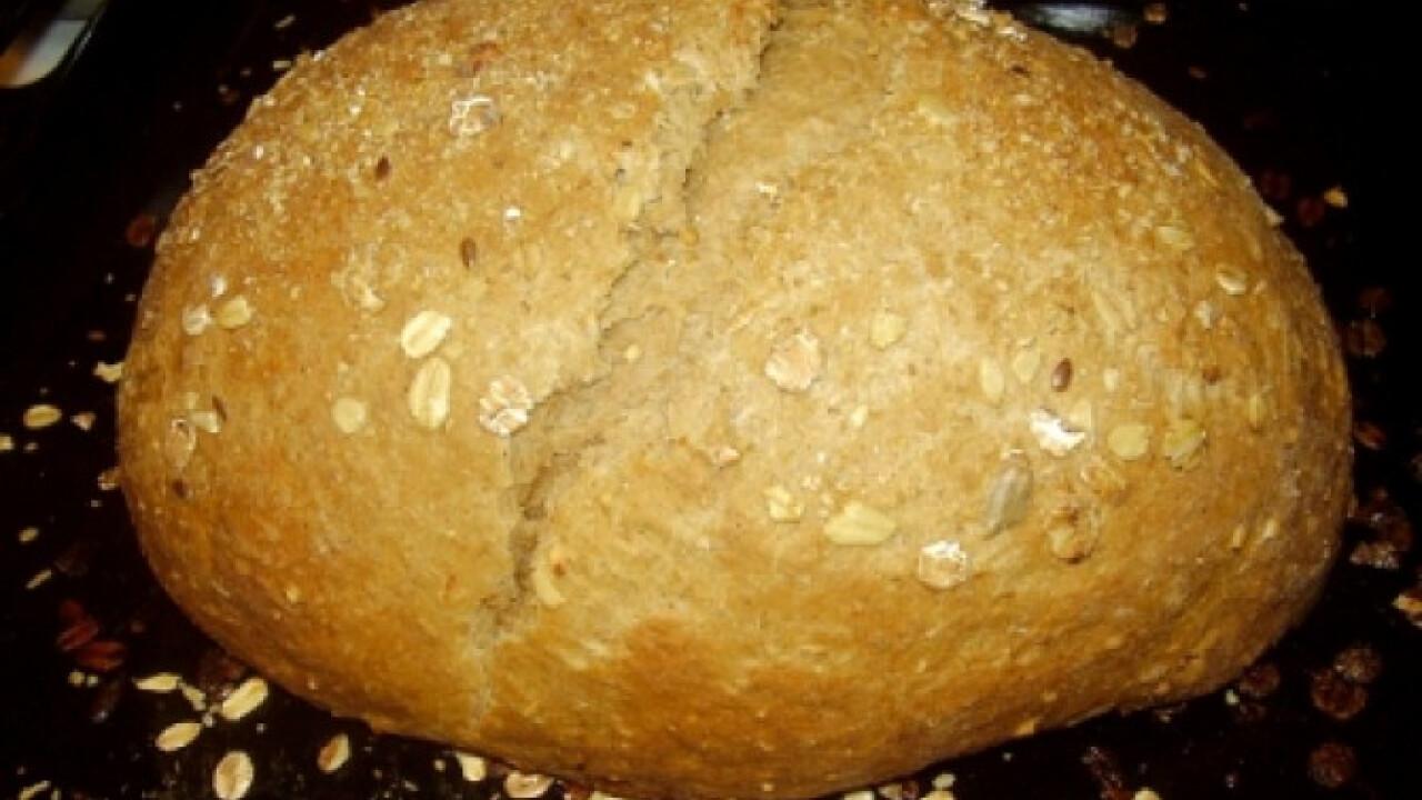 Teljes kiőrlésű kenyér lordgomba konyhájából