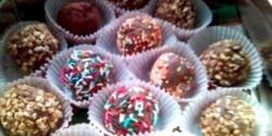 Csokoládégolyók