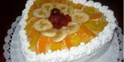 """""""Édes szerelem"""" torta"""