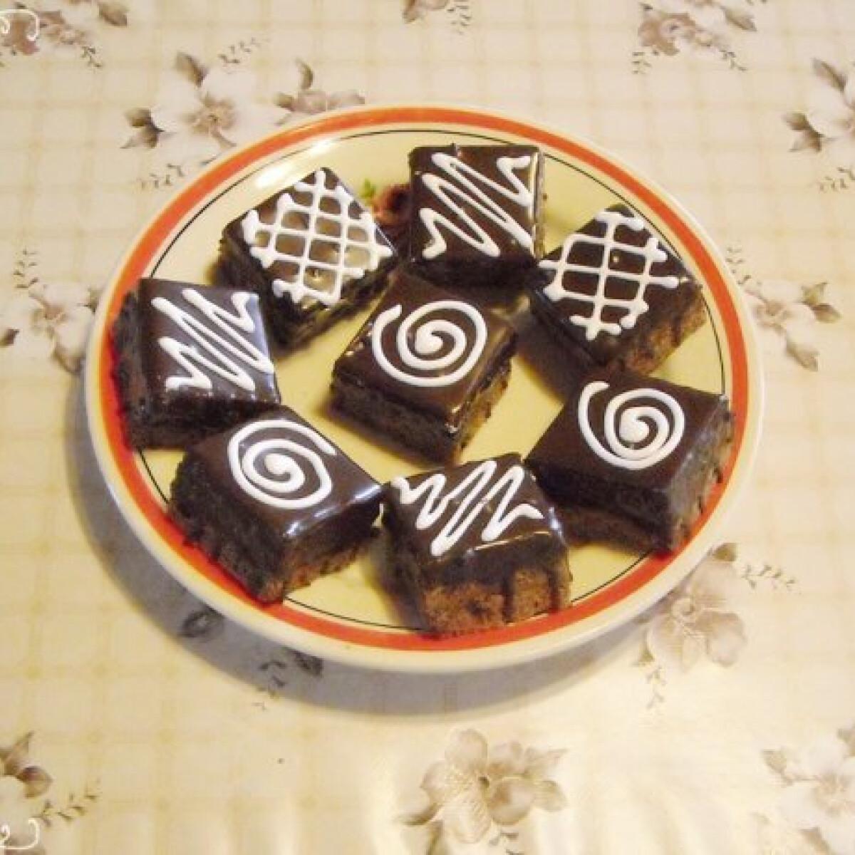 Csokis kocka Nikóka