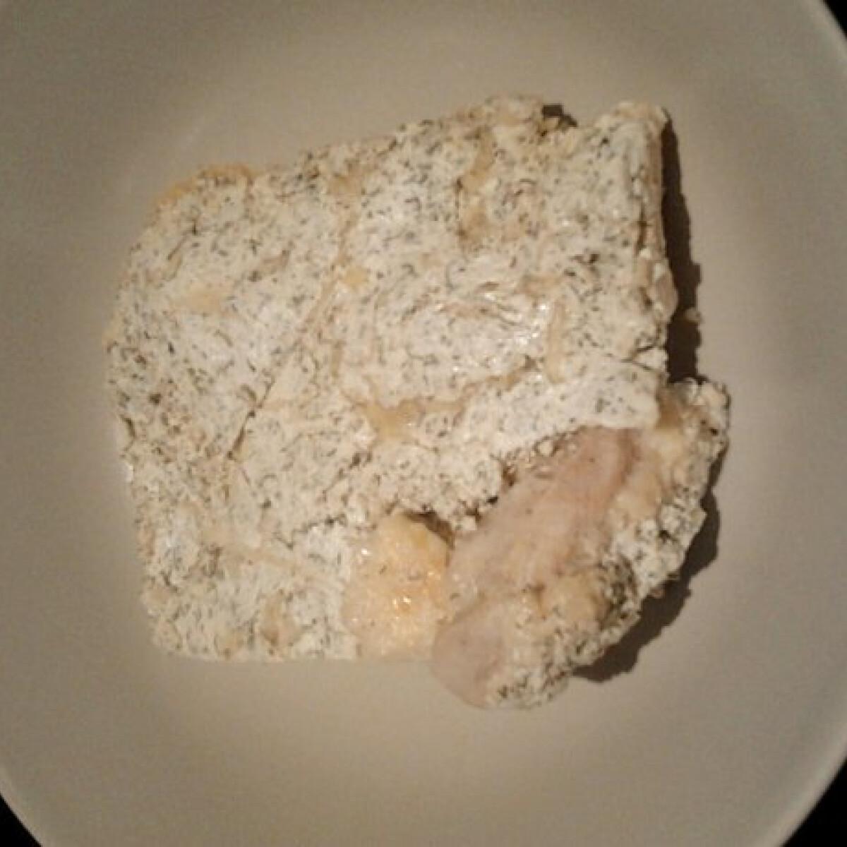 Sajtos-tejfölös csirkemell ahogy tmpgenc készíti