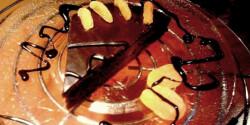 Cukormentes Sacher-torta