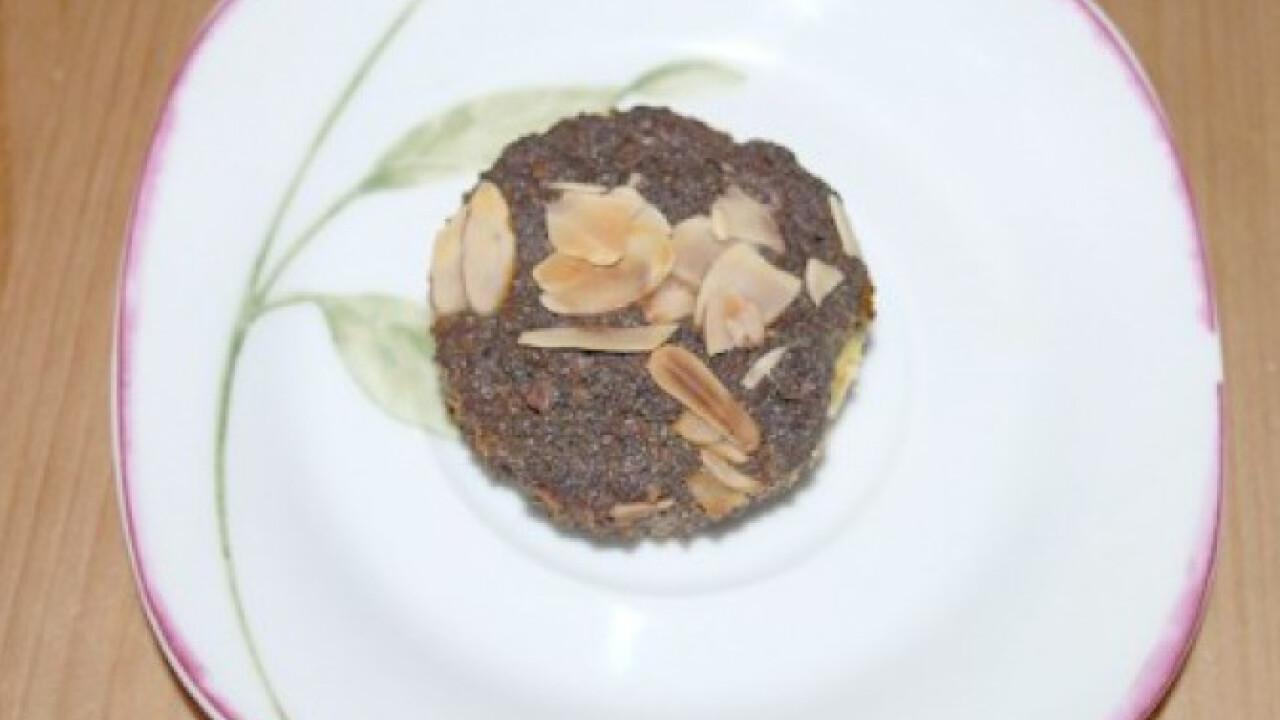 Paleós mákos muffin