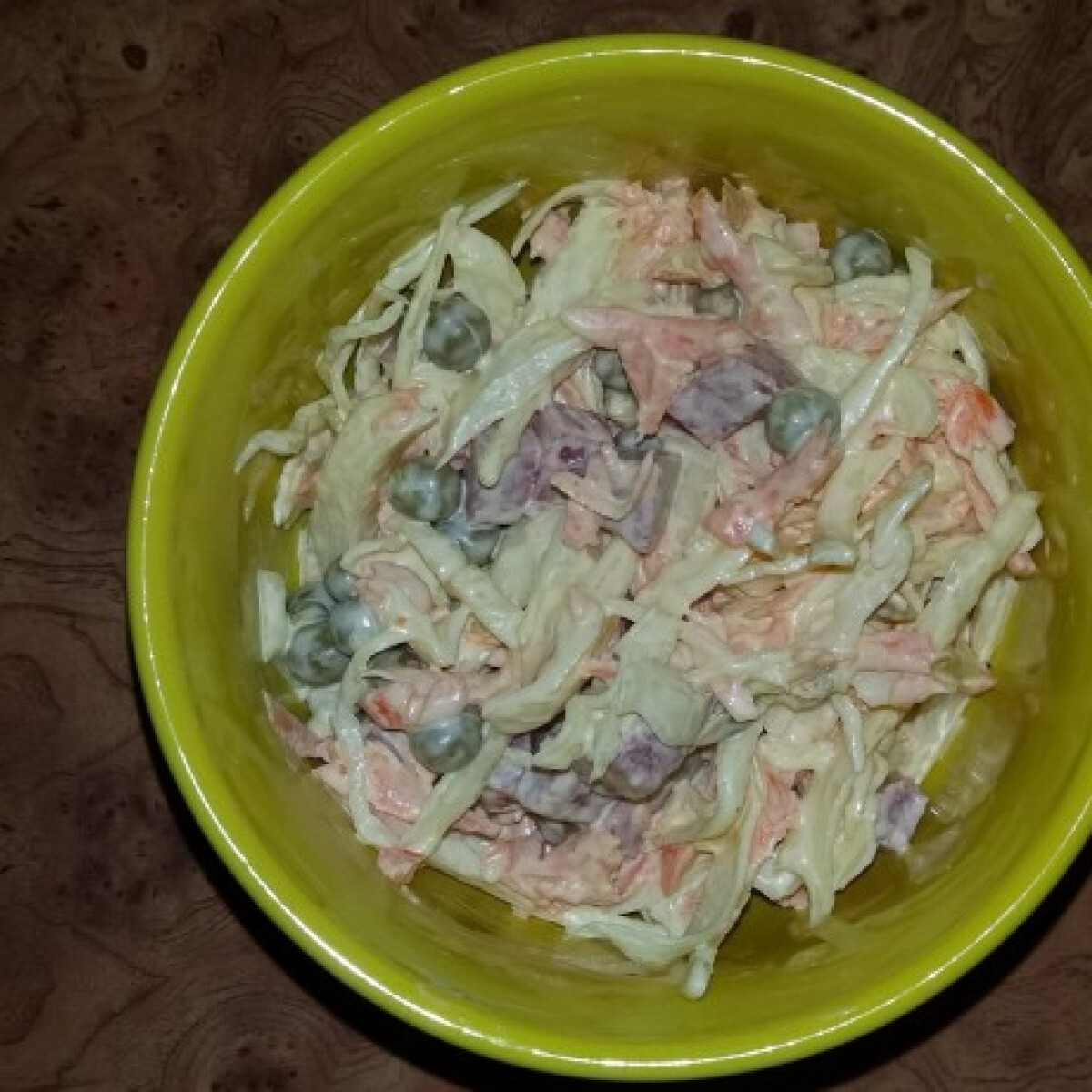 Munkácsi saláta - mukacsivszkij