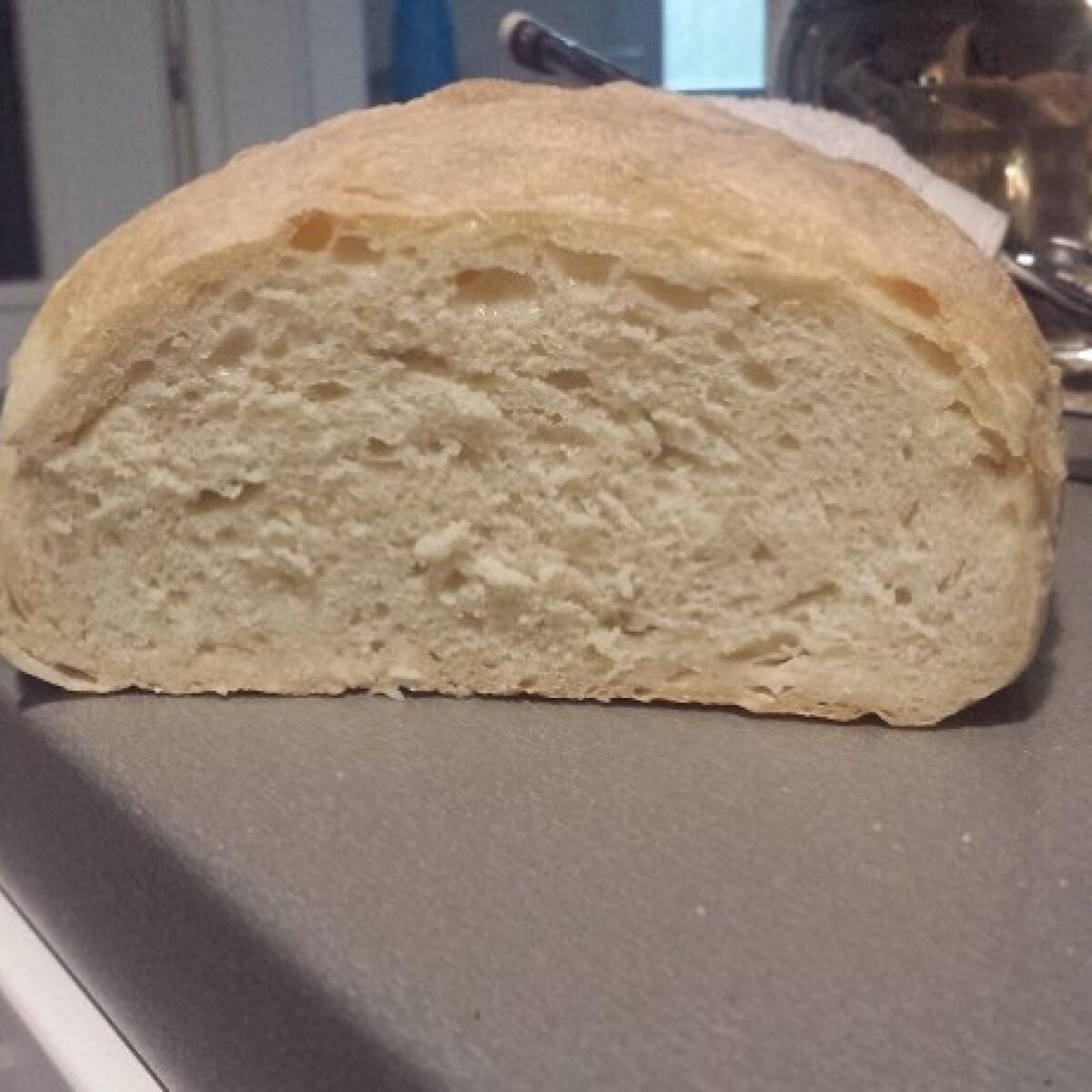Házi kenyér gyorsan és egyszerűen
