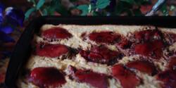 Kacsamáj karfiollal