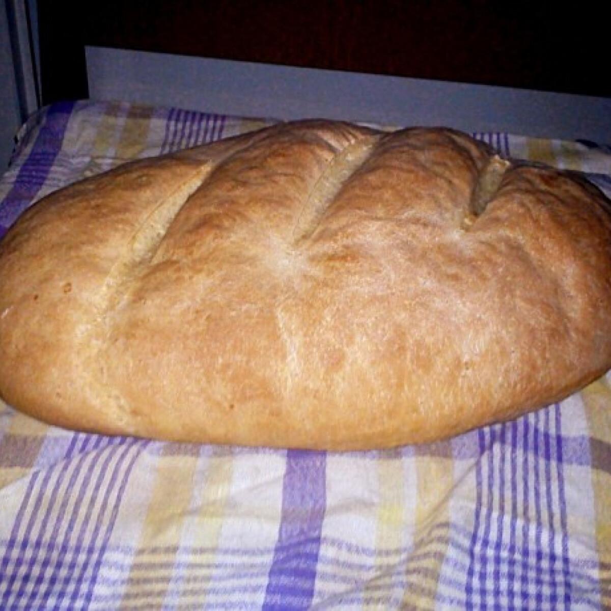 Ezen a képen: Fehér kenyér Dragon konyhájából