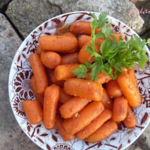 Fahéjas sárgarépa