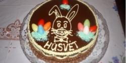 Húsvéti csokoládétorta