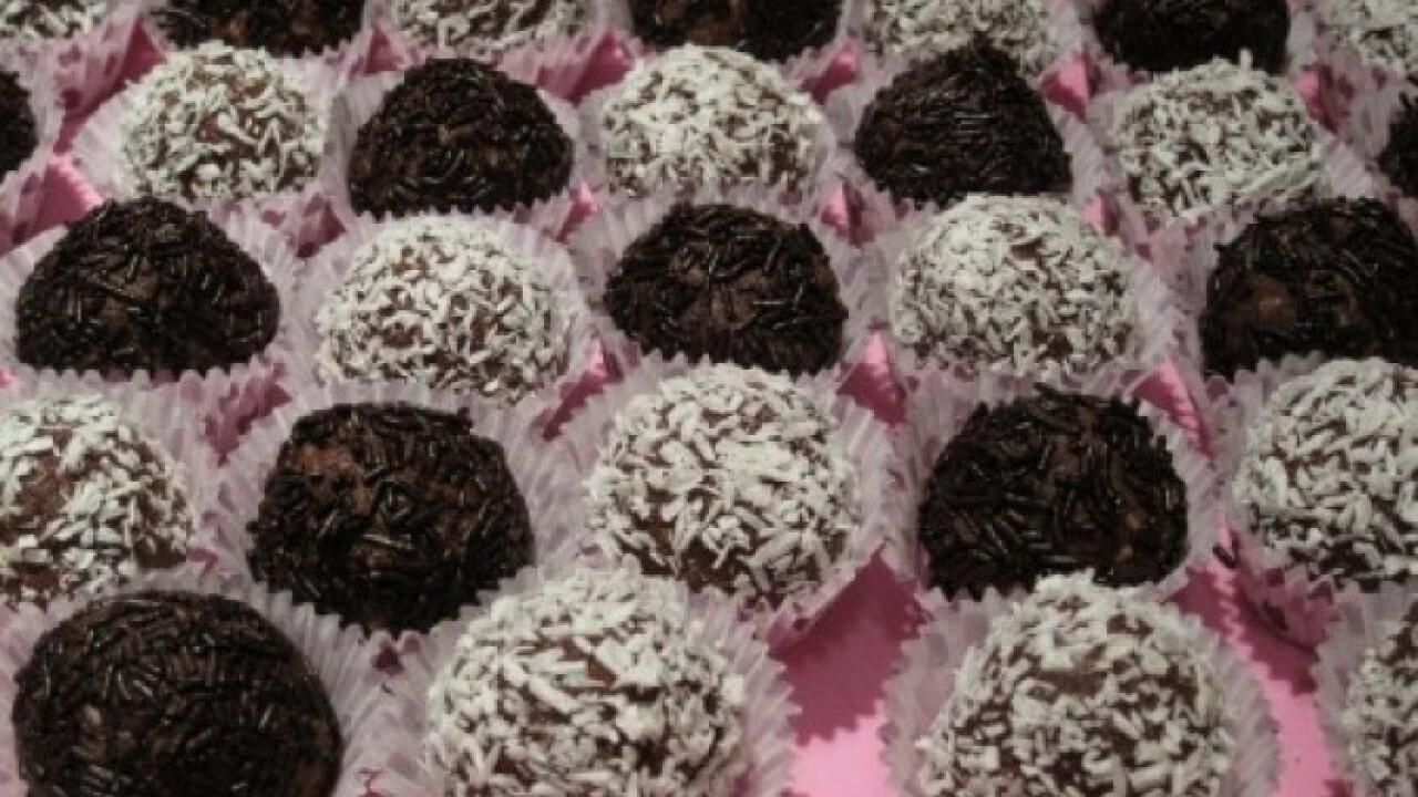 Csokis golyó Katharosz konyhájából