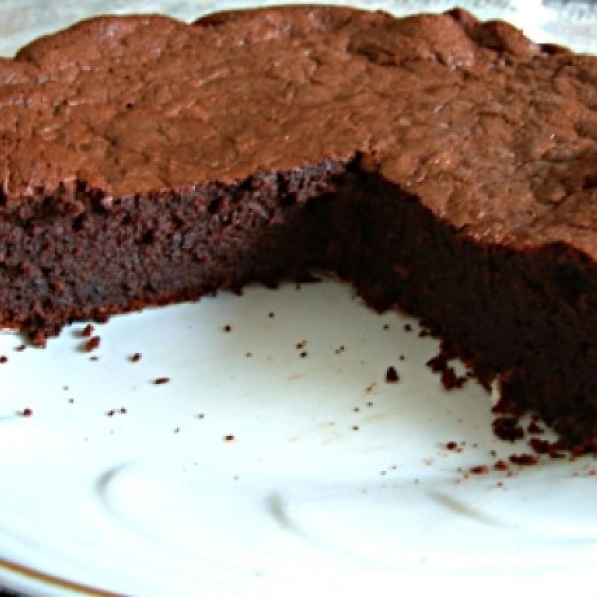 Ezen a képen: Earl Grey tea torta