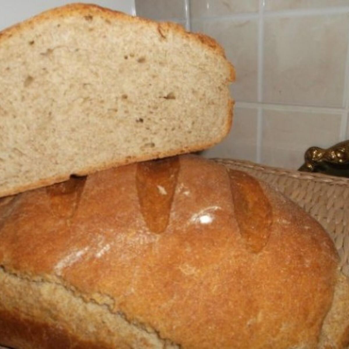 Ezen a képen: Kovászos rozsos kenyér